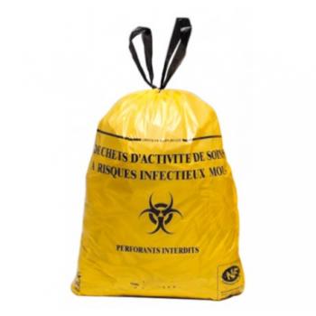 YALLOW WASTE BAG